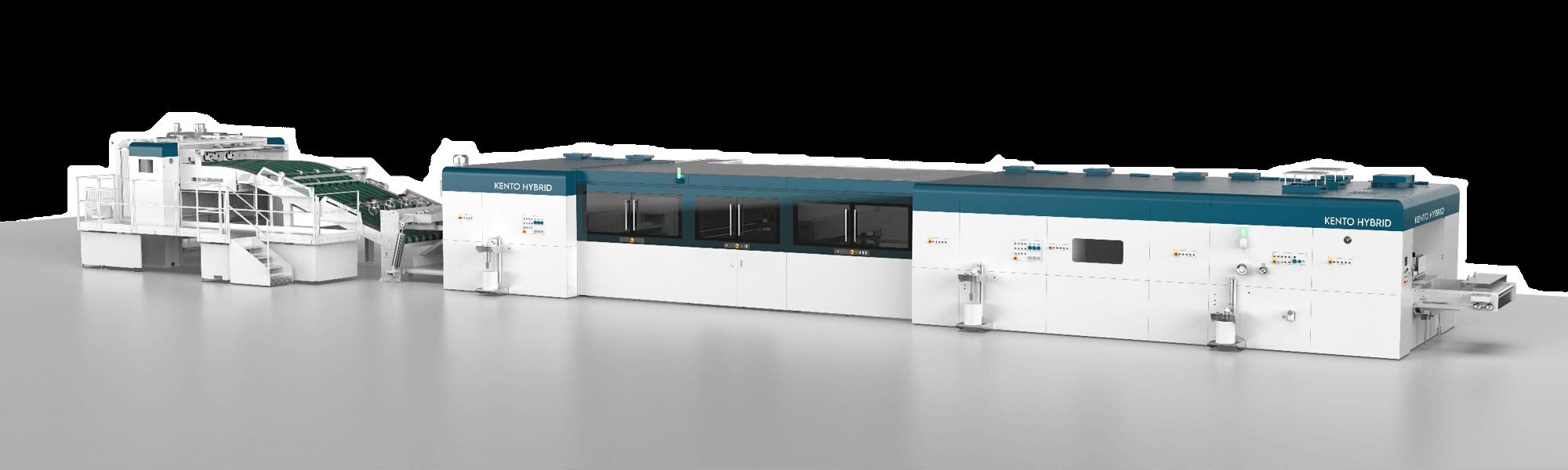 Kento Hybrid render