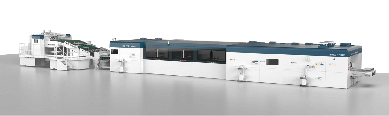 Kento Hybrid render 2021